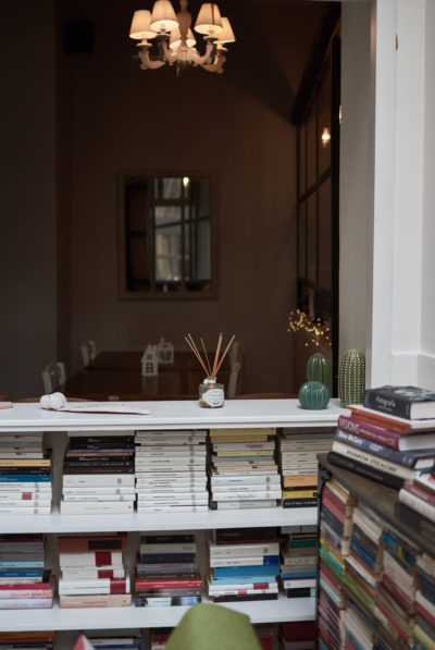 home - giardino d'inverno - libri