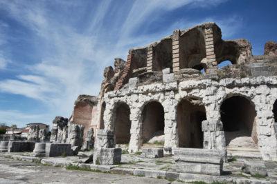 Dintorni - Santa Maria Capua Vetere - Anfiteatro