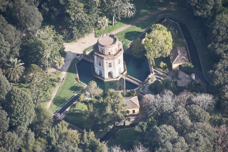 Dintorni - Castelluccia - vista aerea