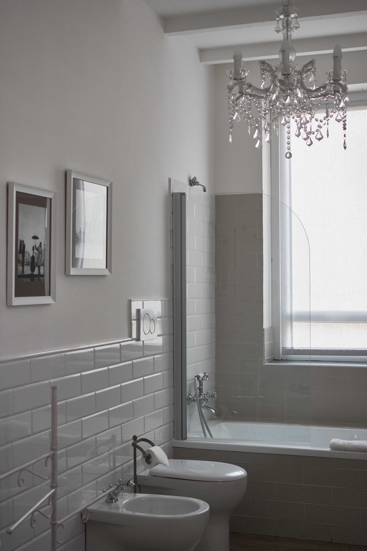 Robert Doisneau - camera deluxe - particolare bagno
