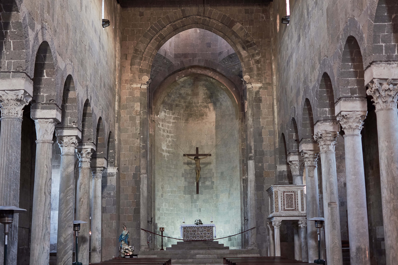 Dintorni - Duomo di Caservecchia