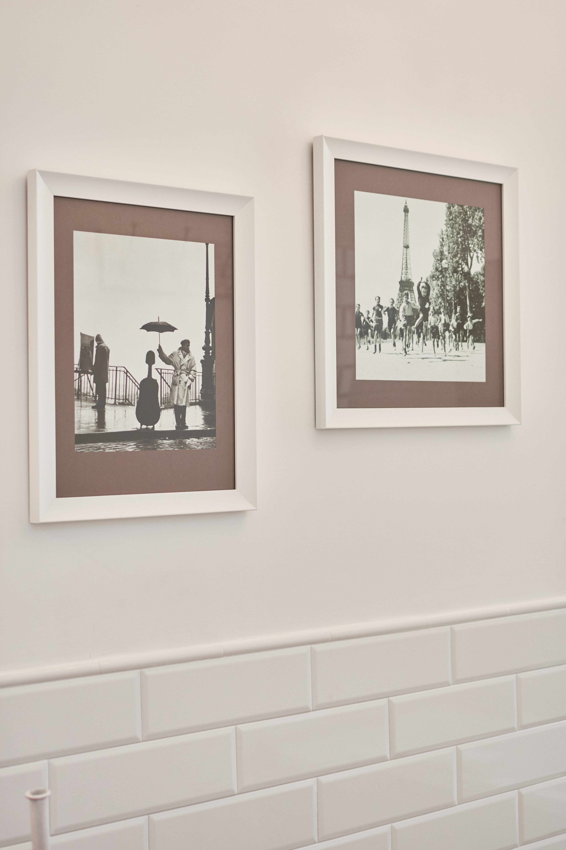 Robert Doisneau - particolari - bagno - camera deluxe