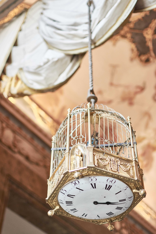 Dintorni - Reggia di Caserta - orologio Maria Antonietta