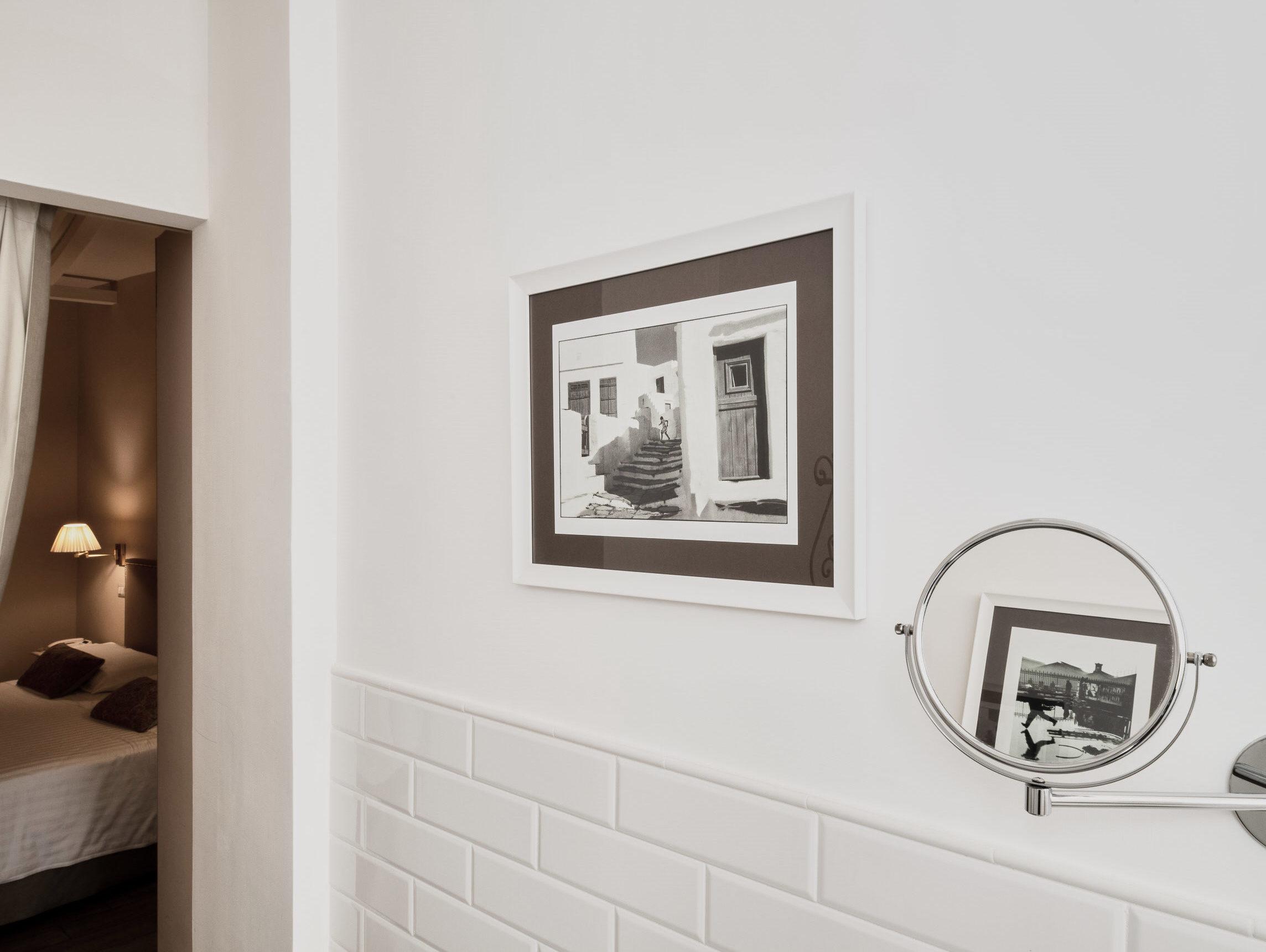Henri Cartier Bresson - bagno - dettagli