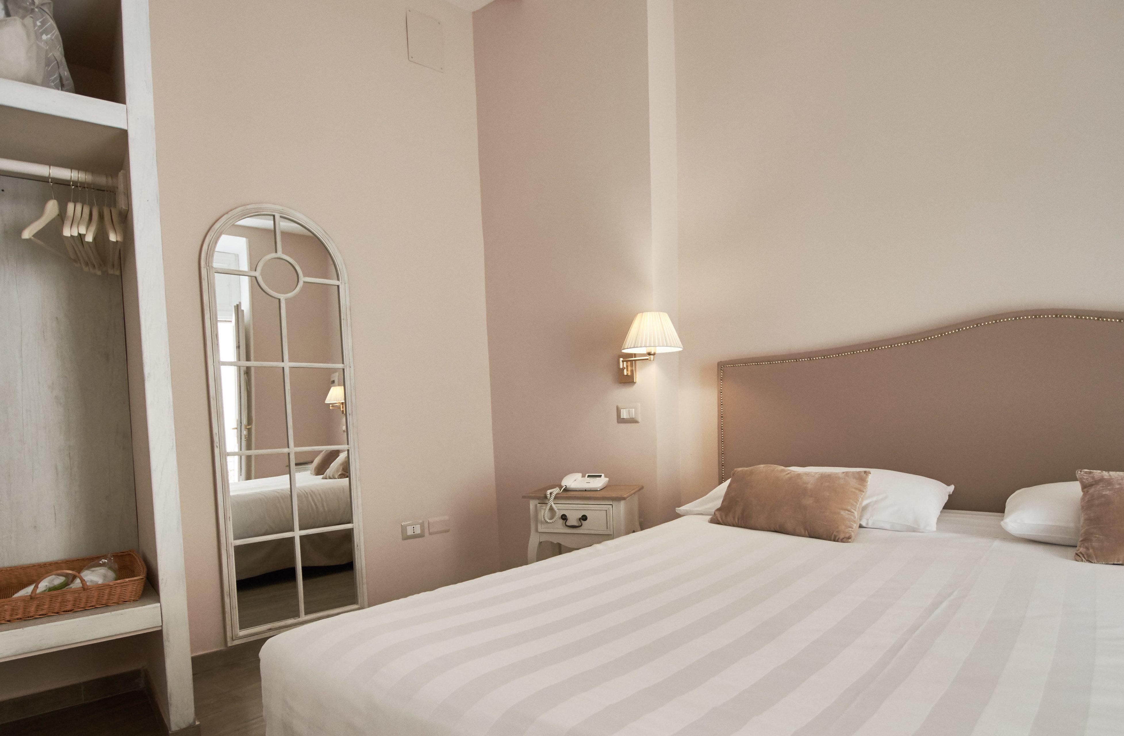 camera superior - letto