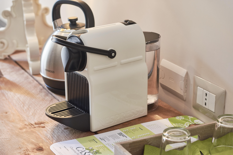 Nespresso - facilities - camera deluxe