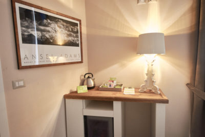 Ansel Adams - minibar - lampada kartell