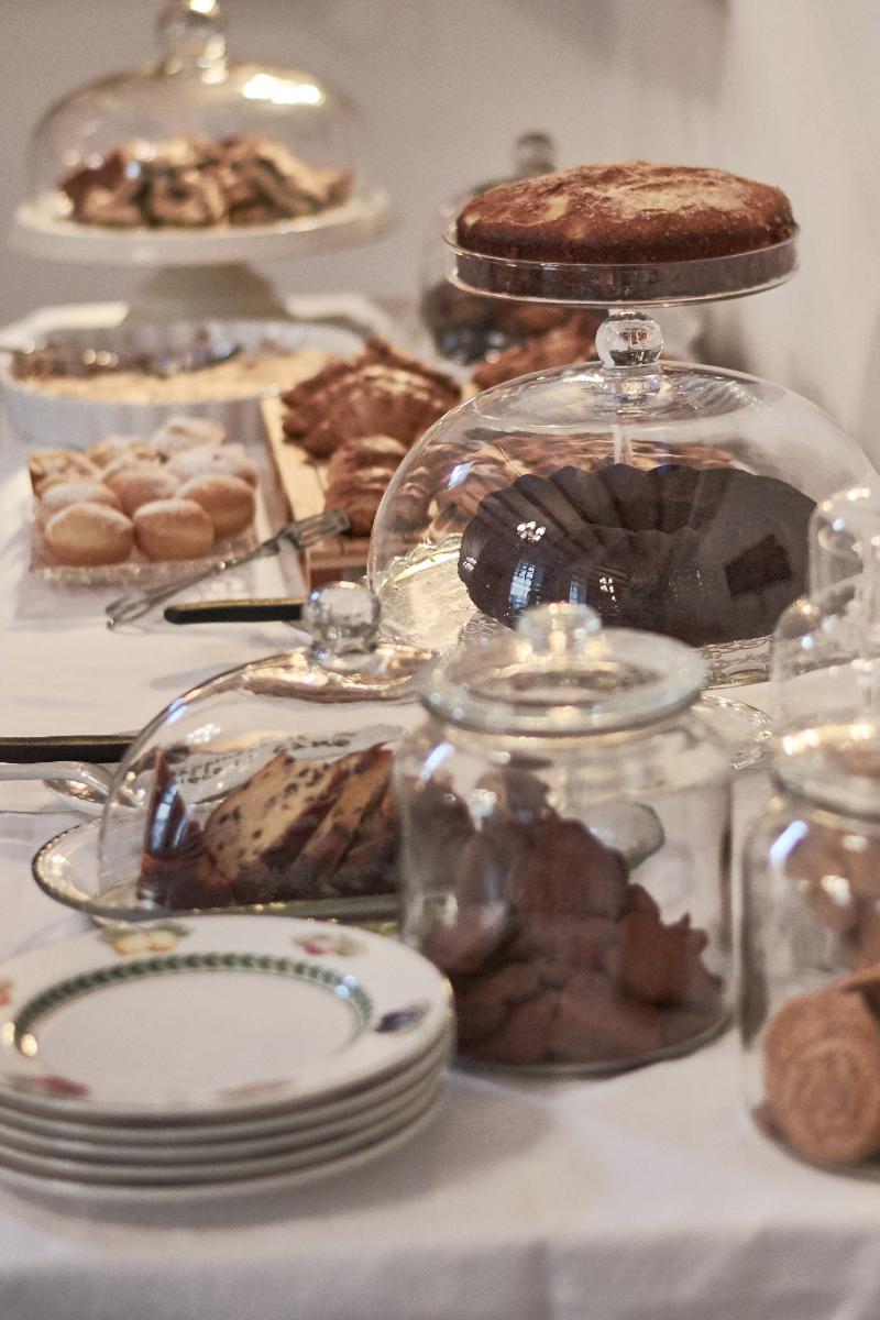 home - buffet dolci - Cas'E - breakfast